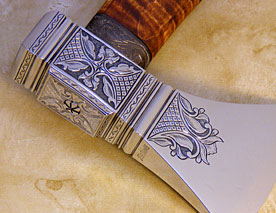 Joseph Szilaski Custom Knives And Tomahawks Knifemaking